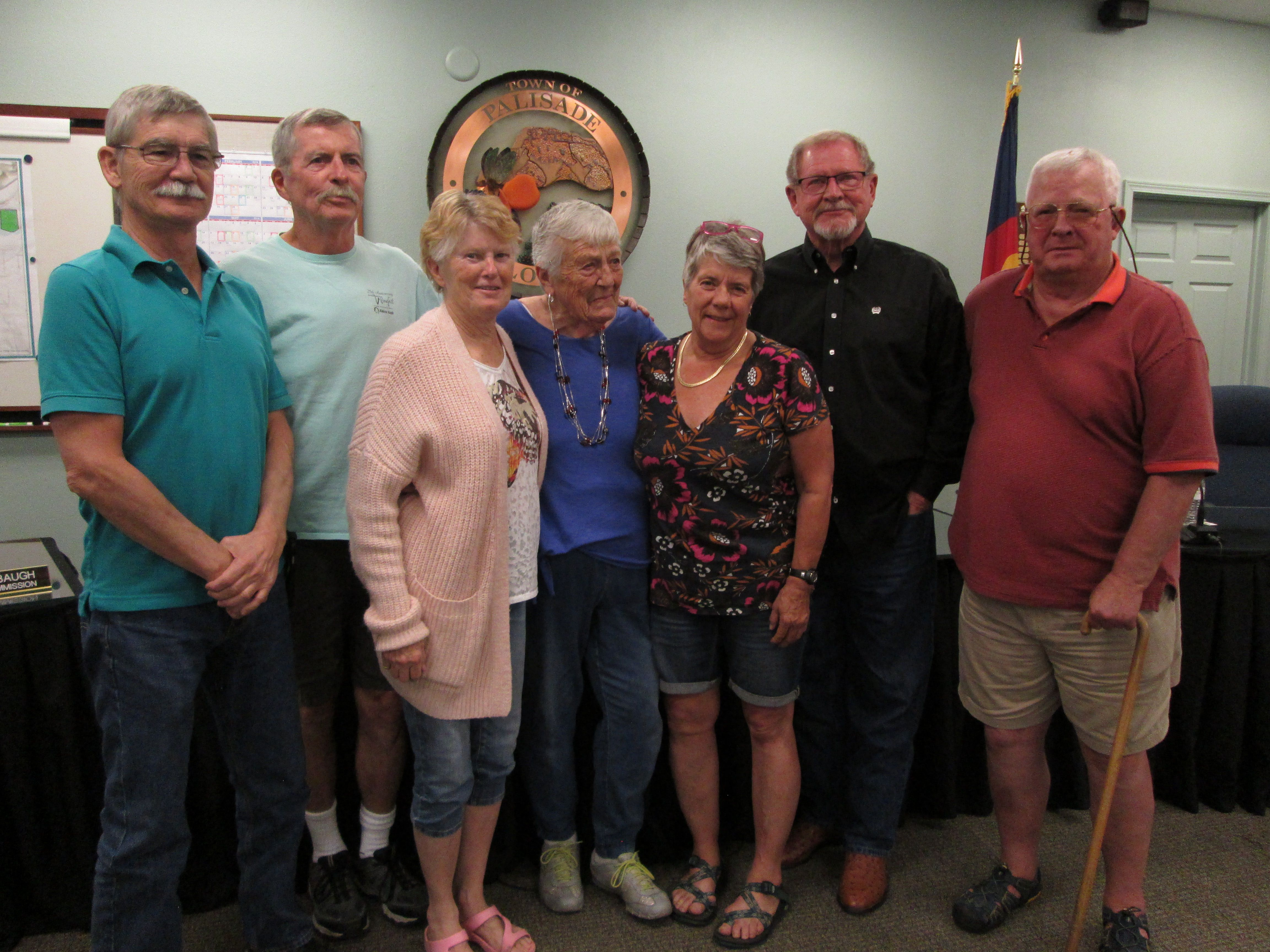 2018 Planning Commission