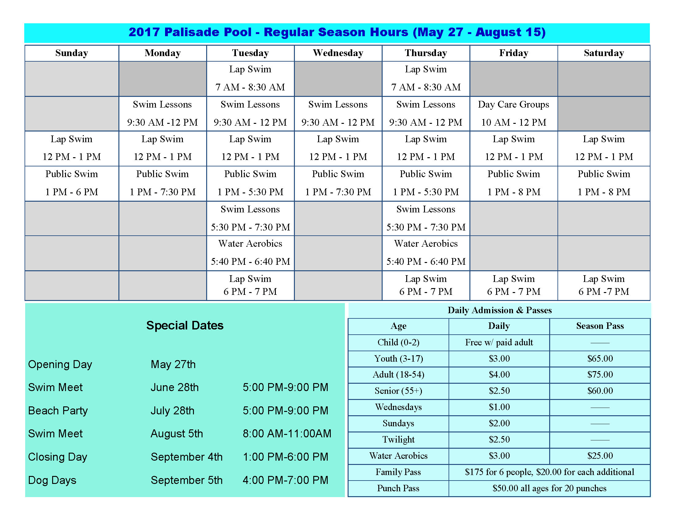 2017 pool schedule.pdf Page 1